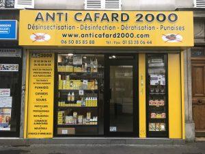 Magasin anti-nuisibles Paris 18