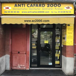 Magasin anti-nuisibles anti-cafard Saint Denis